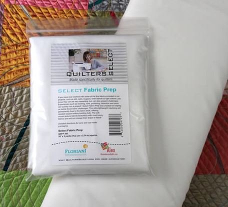 QSFP-303 Quilters Select Fabric Prep