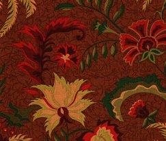 Btr-5499 Holiday Splendor Jacobean Fall Flowers