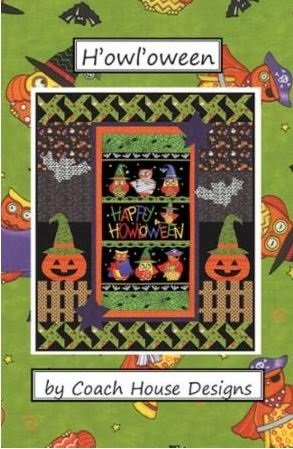H'owl'oween by Coach House Designs Kit