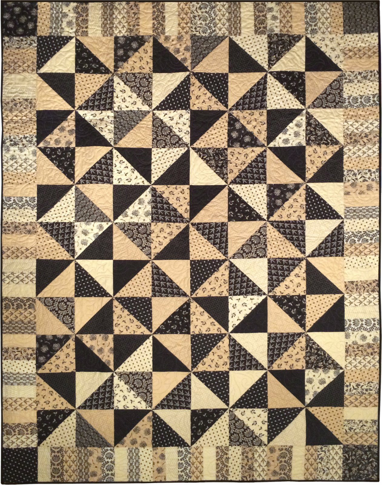 KS1505 Brimfield Pattern Kathy Schmitz Moda