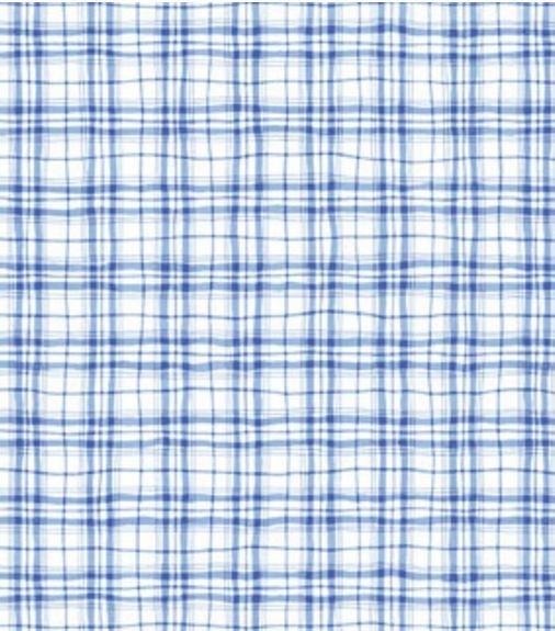 00868-50 Benartex This n That Lattice Cobalt
