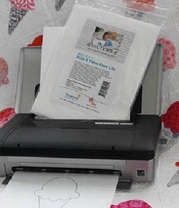 QSPPFL-811 Print & Piece Fuse Lite 25 Sheets 8.5 x 11