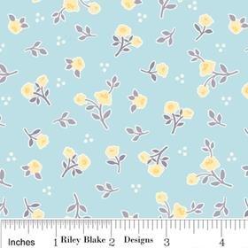 C2644-Blue Riley Blake Promenade