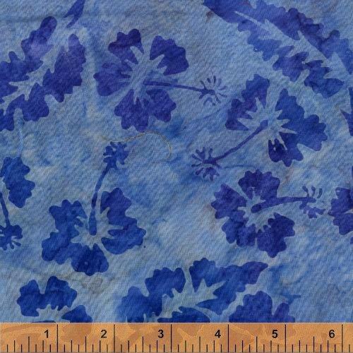 33745-3  Punch Batiks by Windham Fabrics  *50% Savings*  (ONE YARD MINIMUM CUT)