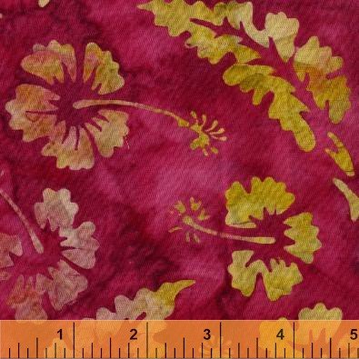 33745-4  Punch Batiks by Windham Fabrics  *50% Savings*  (ONE YARD MINIMUM CUT)