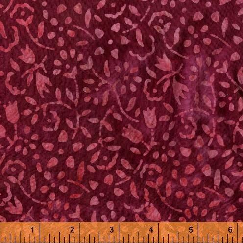 33746-4  Punch Batiks by Windham Fabrics  *50% Savings*  (ONE YARD MINIMUM CUT)