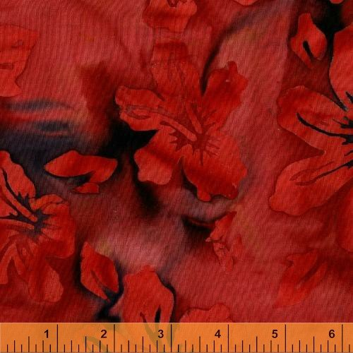 33748-5  Punch Batiks by Windham Fabrics  *50% Savings*  (ONE YARD MINIMUM CUT)