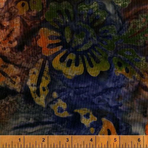 33751-2  Punch Batiks by Windham Fabrics  *50% Savings*  (ONE YARD MINIMUM CUT)