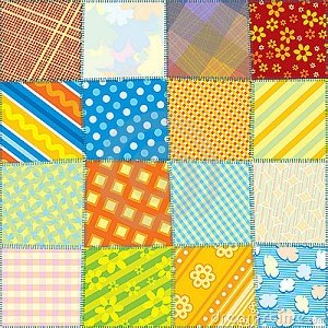 One 18x22 is a FAT QUARTER of your favorite fabric!