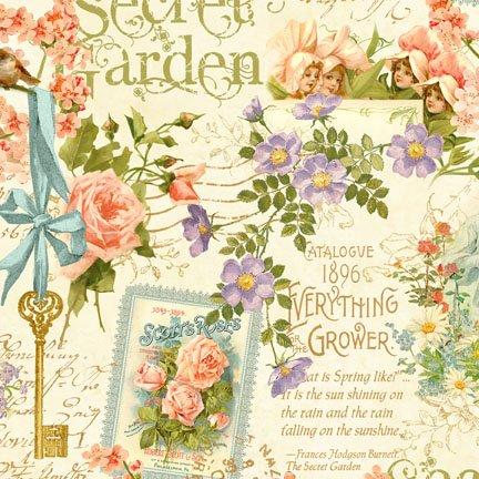 85569-134 Wilmington Secret Garden