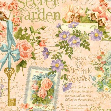 85569-334 Wilmington Secret Garden