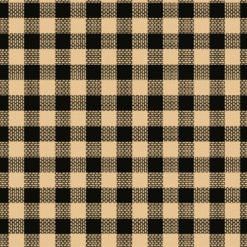 27683-5 Windham Fabrics Basics Plaid Black   *20% Savings*   (One Yard Minimum Cut)