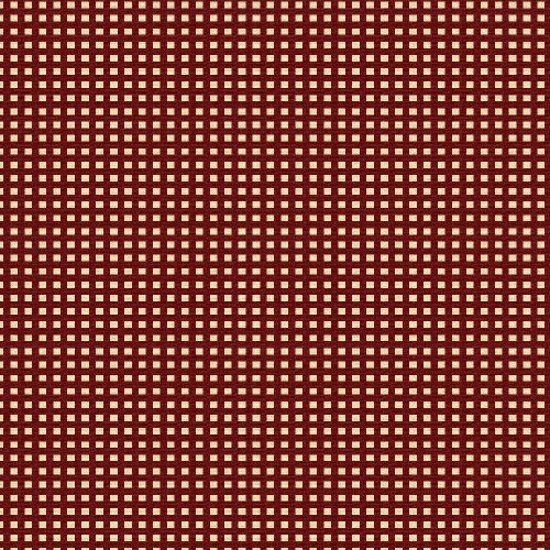 27684-1 Windham Fabrics Basics Squares Red   *20% Savings*  (One Yard Minimum Cut)