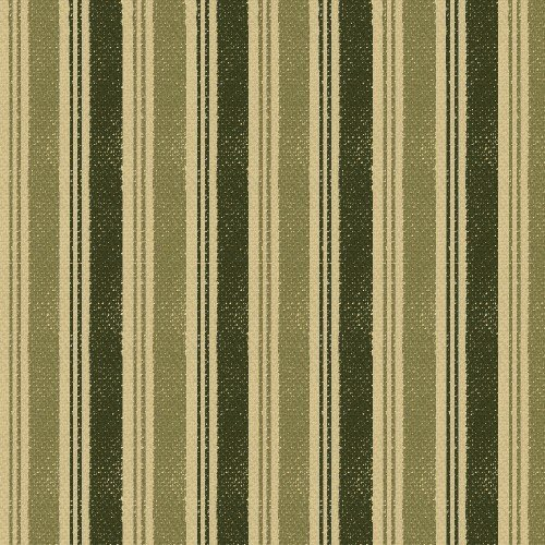 27688-2 Windham Fabrics Basics Ticking Green/Black   *20% Savings*  (One Yard Minimum Cut)