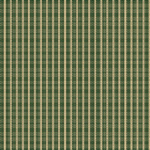 27689-2 Windham Fabrics Basics Stripe Green     *20% Savings*  (One Yard Minimum Cut)