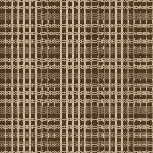 27689-4 Windham Fabrics Basics Stripe Brown   *20% Savings*  (One Yard Minimum Cut)