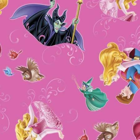 Disney Sleeping Beauty Film Toss