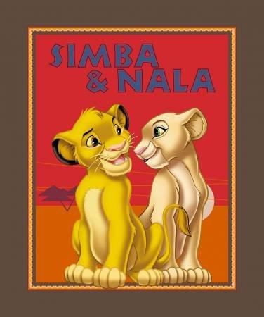 Disney Lion King Panel