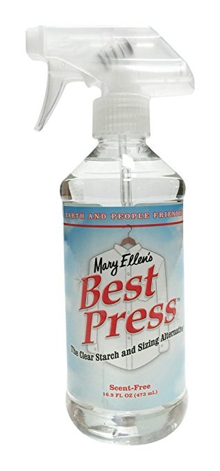 Best Press Scent Free Mary Ellen 16.9oz