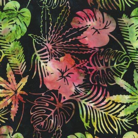 AF Batik Tropic Vibe Black