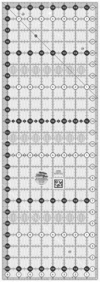 8 1/2 x 24 1/2 Creative Grid Ruler