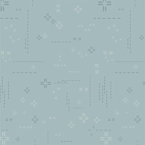 AGF Deco Stitch Skyline Blue