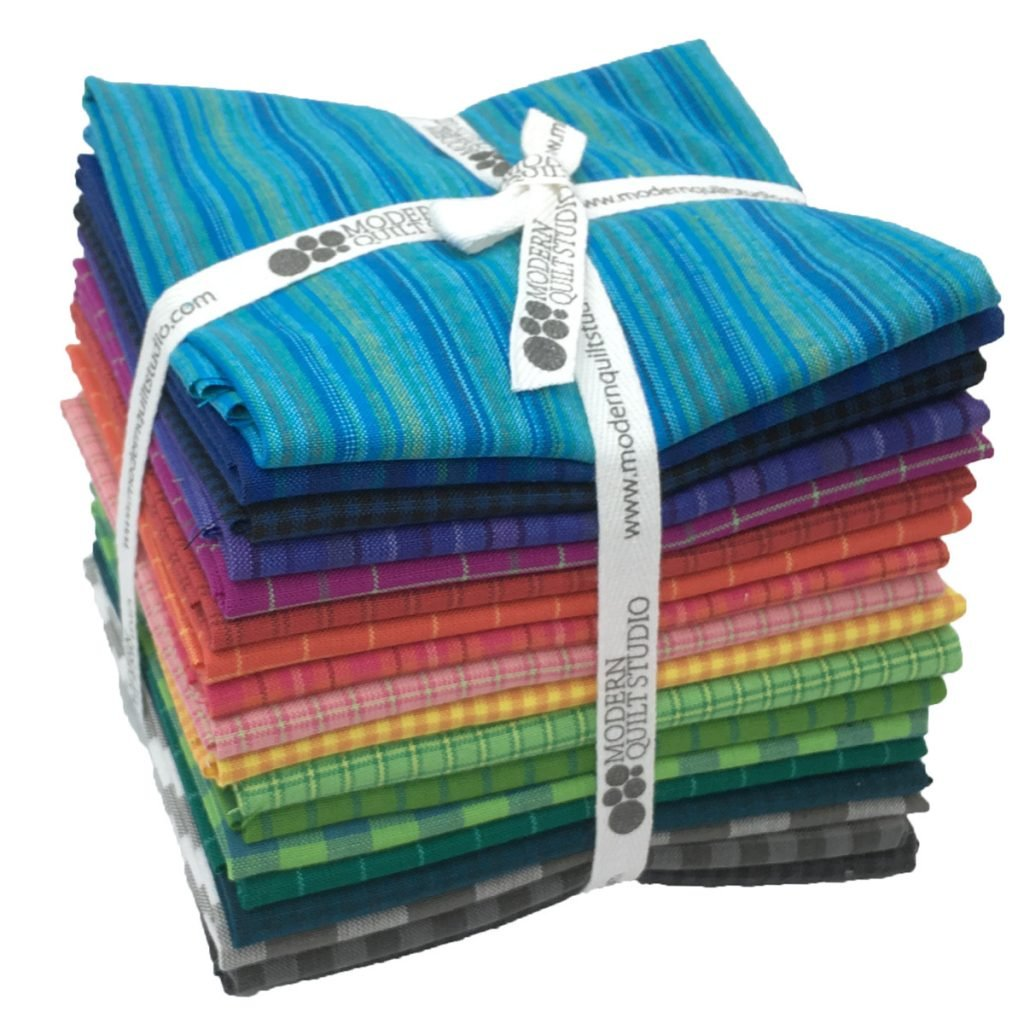 Benartex Warp + Weft Fat Quarter Bundle