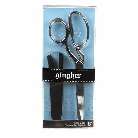Gingher 8 Knife Edge Dressmaker Shears