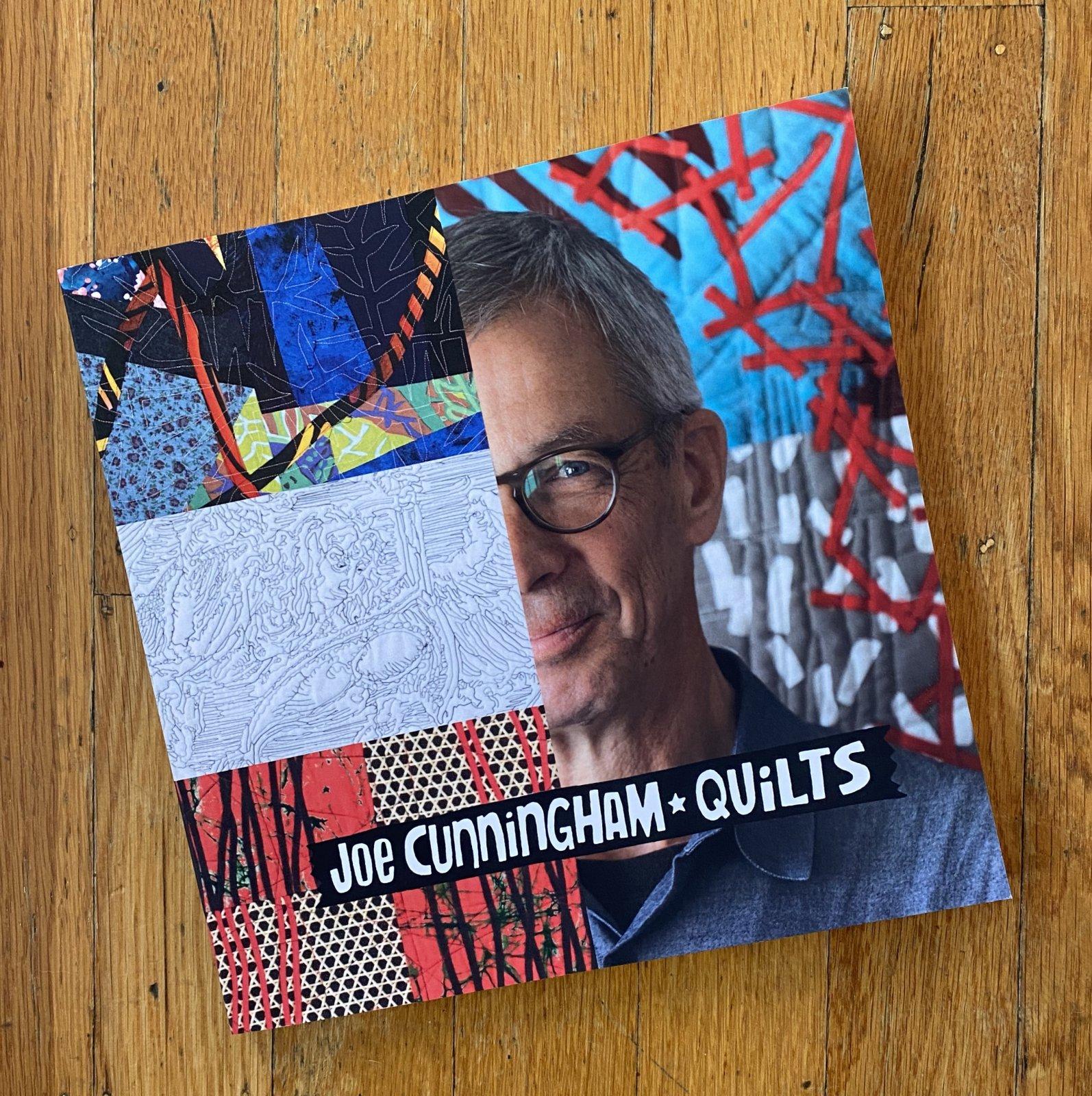 Joe Cunningham, Quilts Book