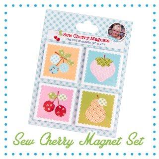 Lori Holt Sew Cherry Magnet Sets