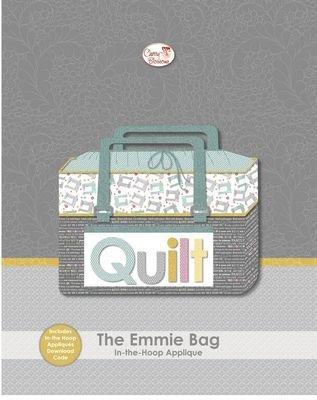 The Emmie Bag in the hoop Applique