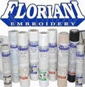 Floriani Heat N Stay Fusible Tearaway 15 x 10 yds