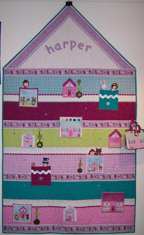 Storybook Lane Dollhouse