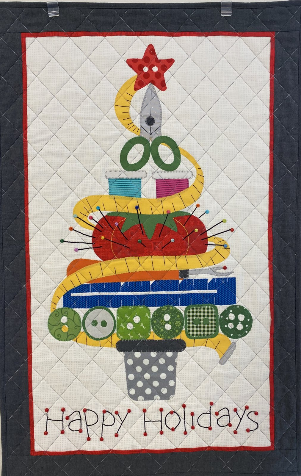 Holiday Sewing Tree Kit