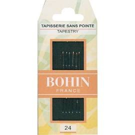 Bohin Chenille #24 Tapisserie Avec Pointe