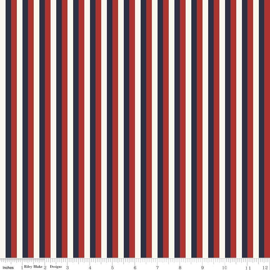 Americana Stripe Multi