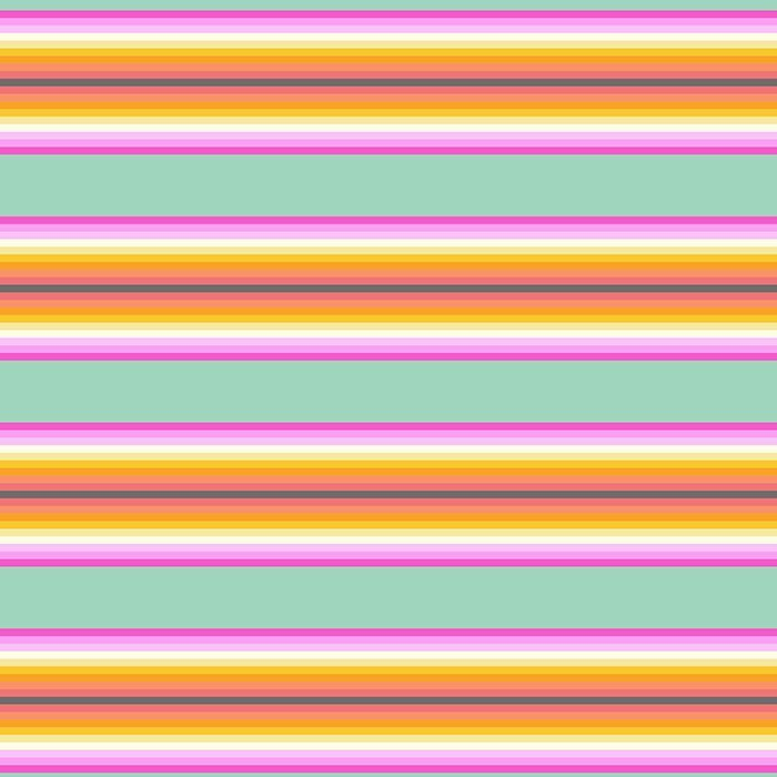 Tula Chipper Stripe