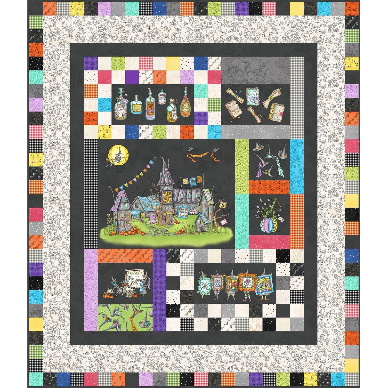 Salem Quilt Show Kit 48x56