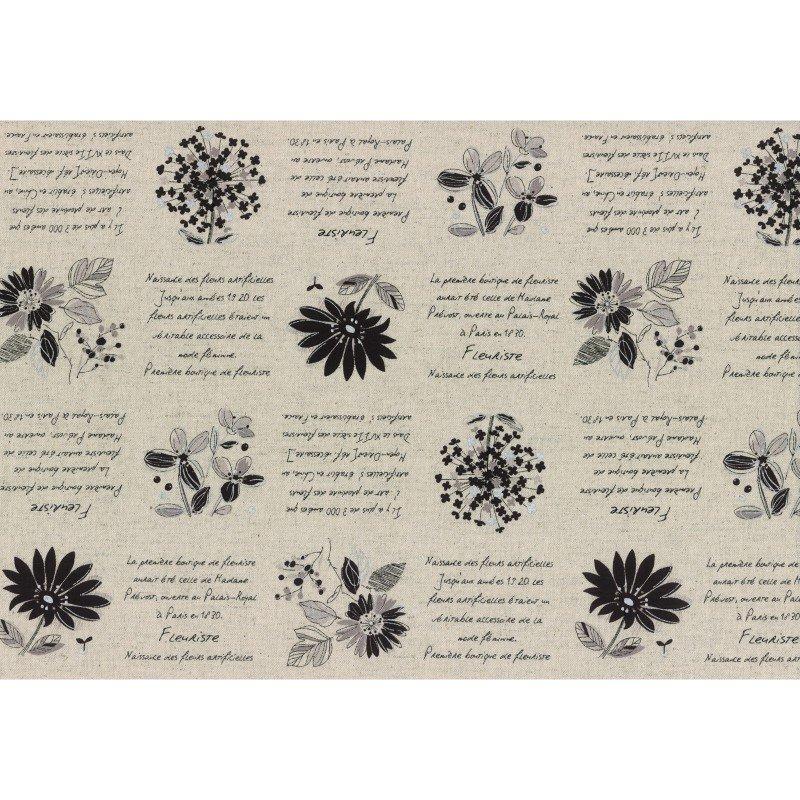 Lecien Lecre Botanical Canvas