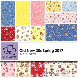 Lecien Old New 30s Charm Pack