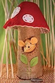 Mousey Mushroom Whimsy Kit