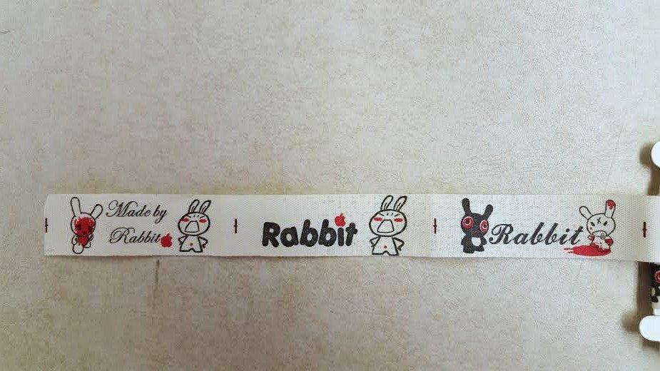 20mm Manga Twill Made By Rabbit 1 yd