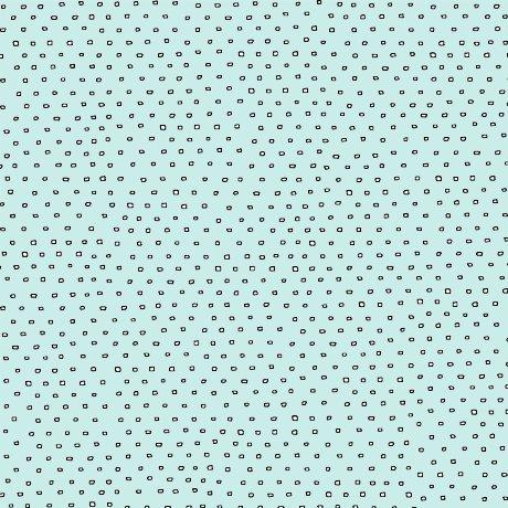 Pixie Dots Aqua