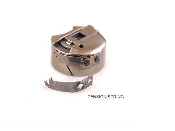 Spring-Tension Takeup