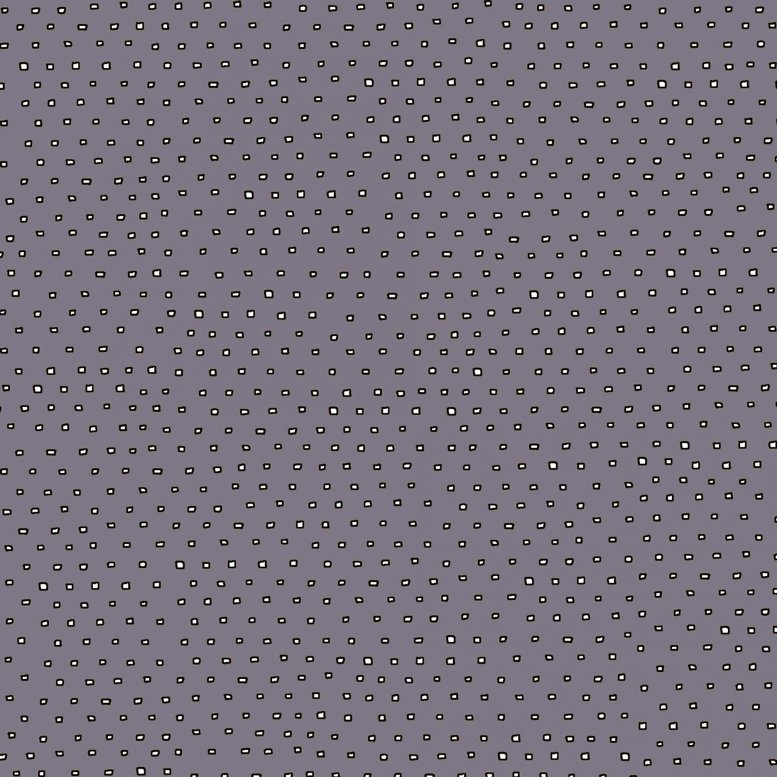 Pixie Dots Dusty Purple