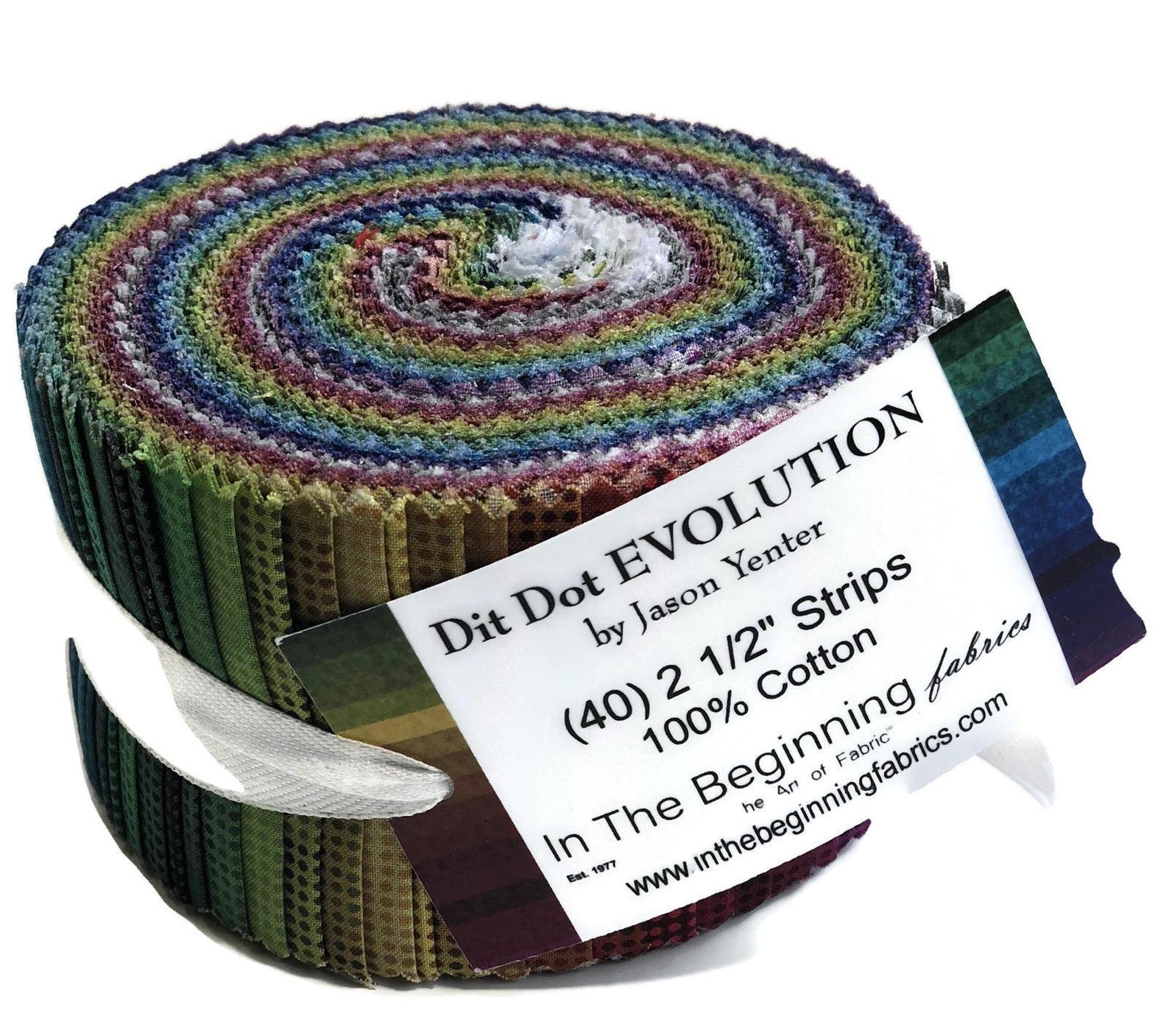 Dit Dot Evolution (40) 2.5 inch Strips