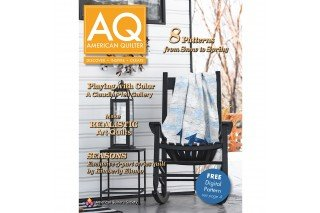 American Quilter Magazine - January 2021