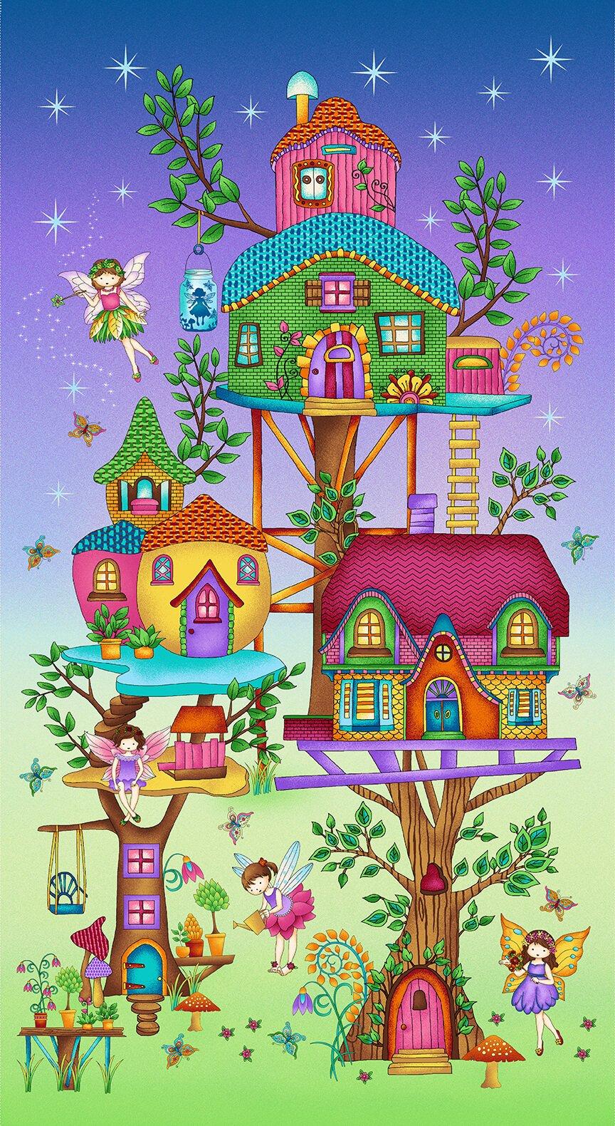 FairyLand  Panel