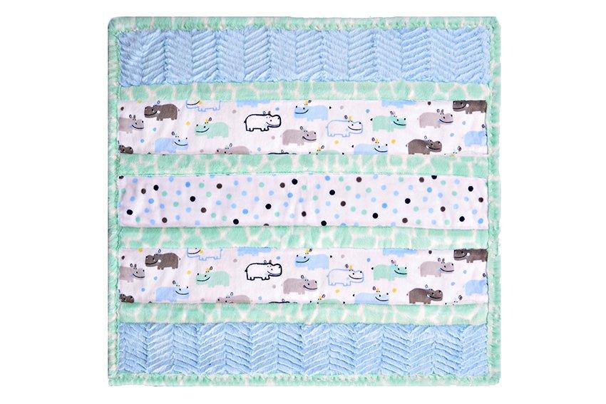 Cuddle Kit Handsome Hippo