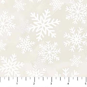 White Christmas Glitter